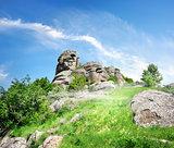 Mountains of Crimea