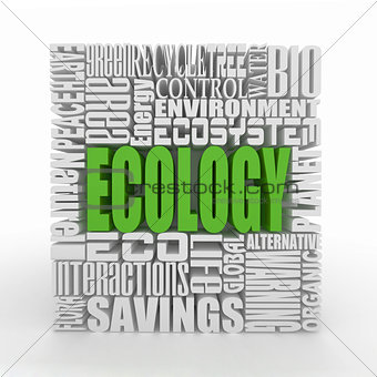 What is a Ecology