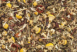 herbal tea background