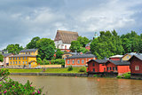 Porvoo before the storm