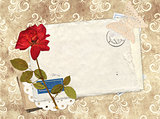 Old envelope