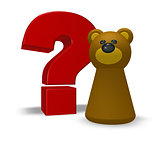 bear question