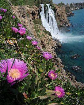 waterfall Lara