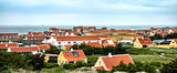 Gammel Skagen in the northern part of Denmark