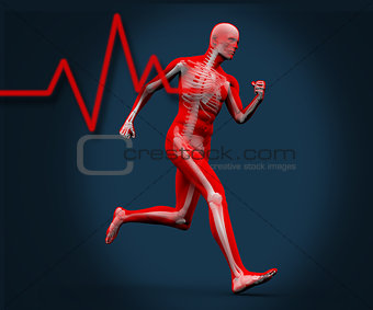 Digital body running