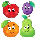 Fruit theme image 1