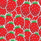 Seamless background fruit theme 4