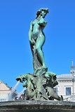 Helsinki. Fountain Havis Amanda