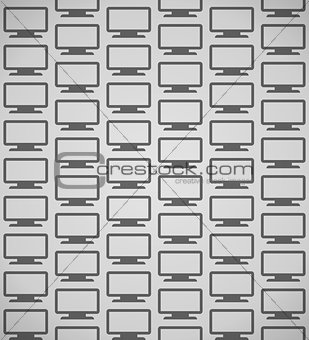 Flat Screen Pattern