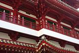 Traditional chinese temple