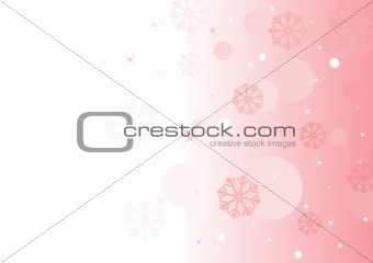 Abstract joy Christmas background