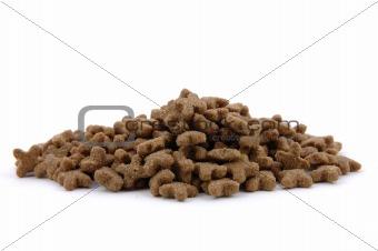 Cat dried food