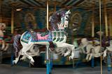 Carousel horse