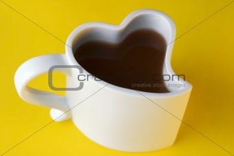 love cup of coffee