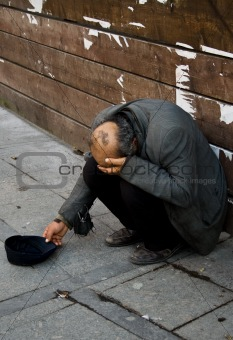 Poor in Istanbul