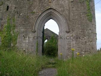 Church ruin, Delvin, Ireland