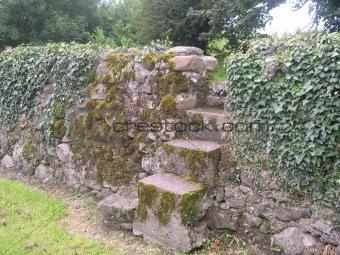 County Sligo wall