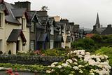 Irish Homes In A Row