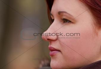 Her profile