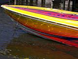 Power Boat's Bow