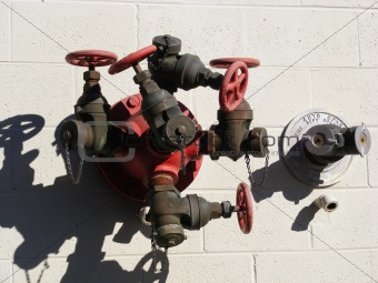 Factory Fire Hydrant Connection