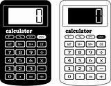 The financial calculator.
