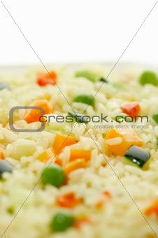 Rice & Vegetables_b