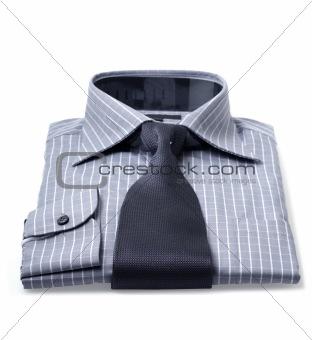 New Shirt & Tie
