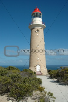 Cape du Couecic Lighthouse