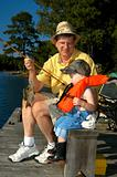 Fishing with my Grandpa