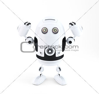 Powerful robot