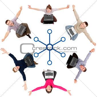 Social network members