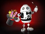 Robot magician