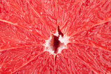 Macro food collection - Grapefruit texture