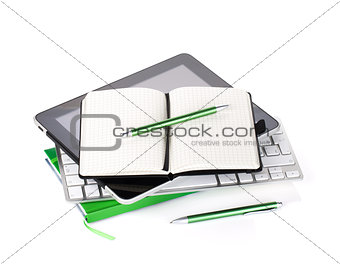 Office supplies and computer devices