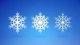 Snow Flakes Set