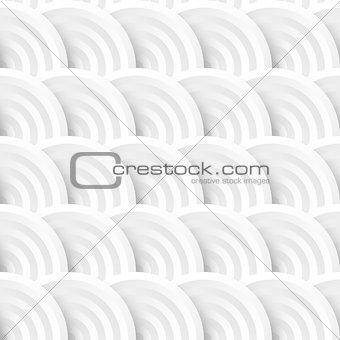 Circles with drop shadows