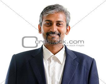 Asian Indian businessman