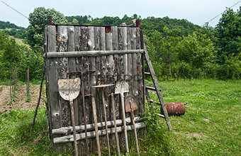 Used farm implements