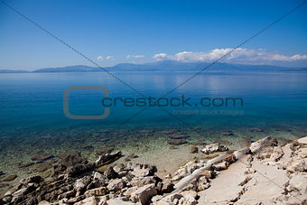Greek Coastline