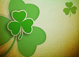 Shamrock wall design