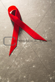 Awareness ribbon for aids