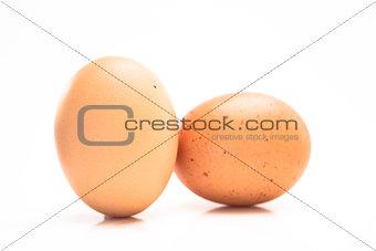 Pair of eggs