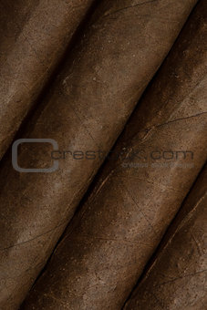 Close up of cigars