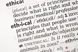 Ethical definition