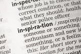 Inspiration definition
