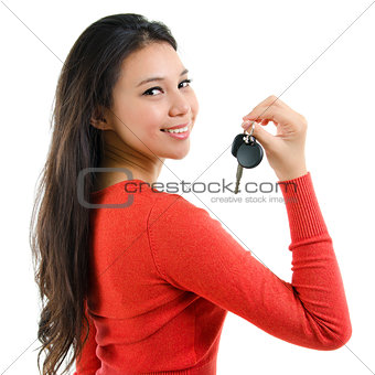 First own car key