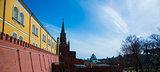 Kremlin spring day