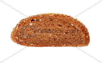 Slice rye bread