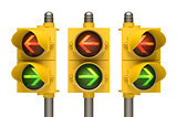 Traffic Light Arrow